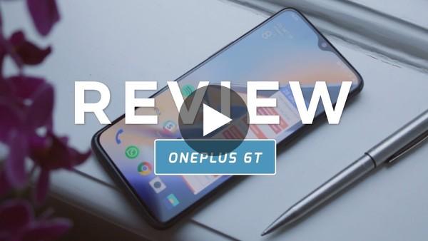 OnePlus 6T review: geweldige deal (Dutch) - YouTube