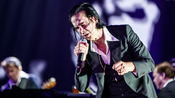 How Nick Cave started playing arenas at age 61