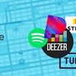 Introducing the Waze Audio Player, featuring Spotify, Pandora, Deezer + Podcasts