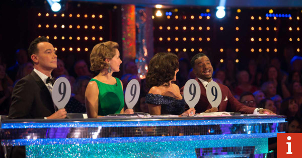 Ever Wondered What It's Like Being In The Strictly Audience?
