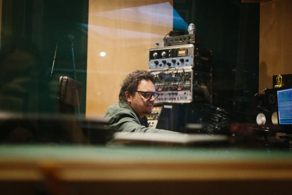 De handtekening van producer Martijn Groeneveld