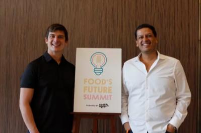 Josh Tetrick (JUST) and Manav Gupta (Brinc)