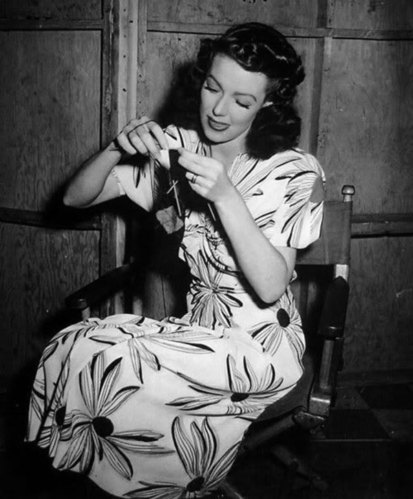 Classic Hollywood Knits