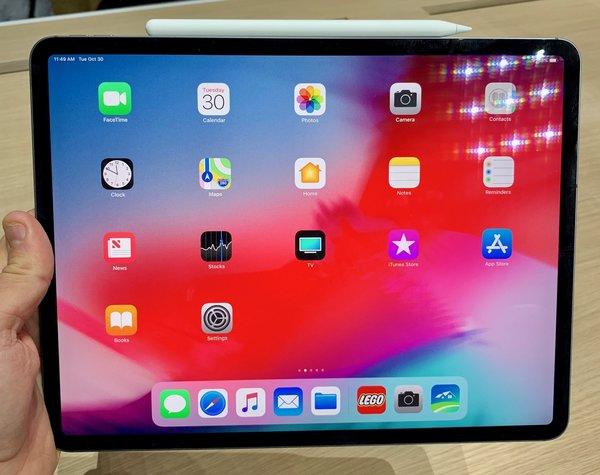 "Nový iPad Pro 12,9"" - zdroj: macstories.net"