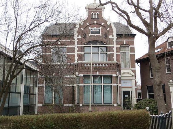 De Geveltoerist 88: Onderlinge Brandwaarborg-Maatschappij, Koning & Boeke | De Orkaan