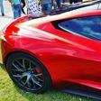 Foto's: Next-gen Tesla Roadster duikt op in openbaar