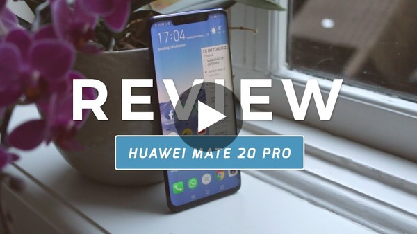 Huawei Mate 20 Pro review: de beste Androidsmartphone (Dutch) - YouTube