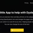 OUTIL - HelperBird pour faciliter la lecture sur le web aux personnes dyslexiques
