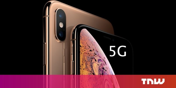 A 5G iPhone might arrive in 2020
