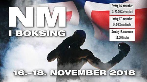 Norges mesterskapet i boksing for ungdom og junior