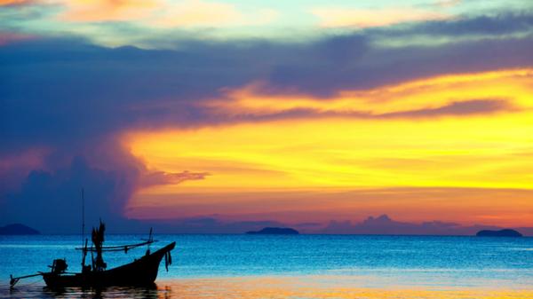 Het rustgevende Koh Samui.