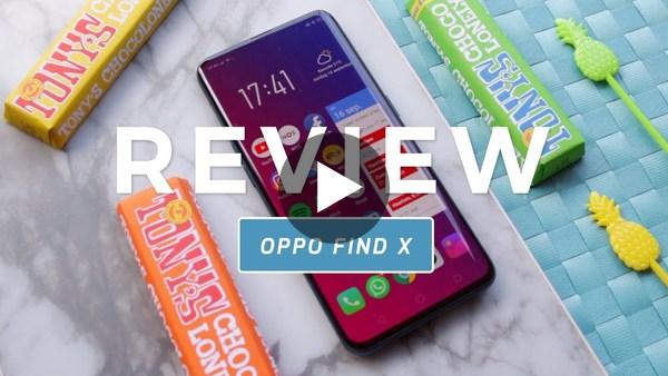 OPPO Find X review: de heilige graal van smartphoneontwerp (Dutch) - YouTube