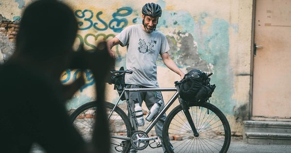 Mo's Fixed Gear Bikepacking Trip from Berlin-Tokyo