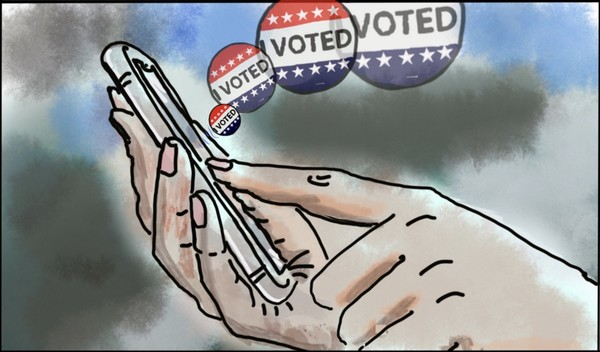 Make Voting Mobile and Save Our Democracy