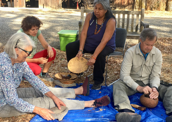 Native American culture shared at Cache Creek Conservancy – Daily Democrat