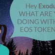 Unstaking EOS Issue with Exodus Wallet – EOSphere