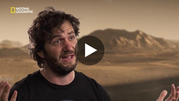 Mars - Vanaf 11 november op National Geographic
