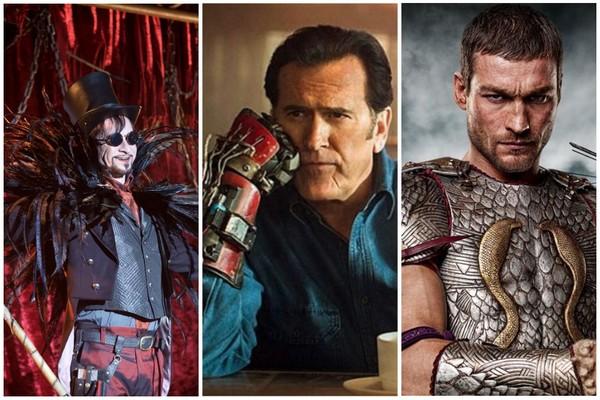 Las 5 mejores series sangrientas de la televisión
