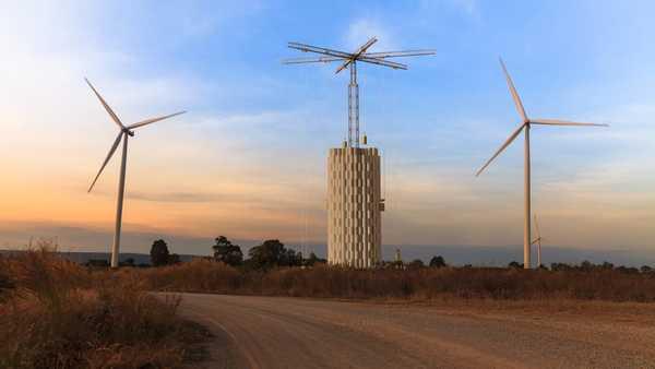 Wie riesige Betonklötze zum Energiespeicher werden sollen