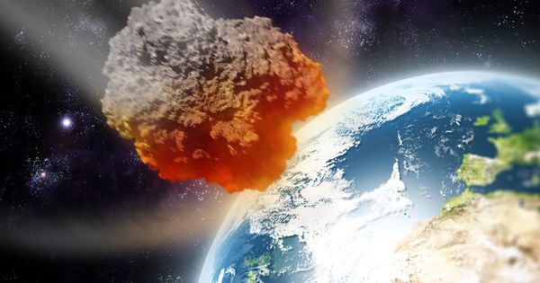 Three HUGE asteroids will fly dangerously close to Earth this weekend, NASA warns