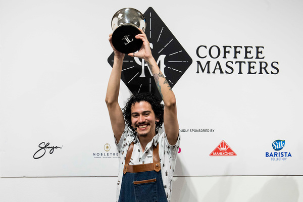 2018 New York Coffee Masters Champ Remy Molina: The Sprudge Interview