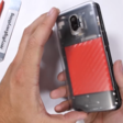 Don't try this at home: YouTuber bouwt zelf transparante OnePlus 6T