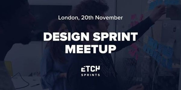 Design Sprint Meetup