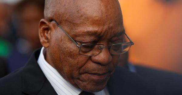 Zuma must pay legal costs: court rules | eNCA