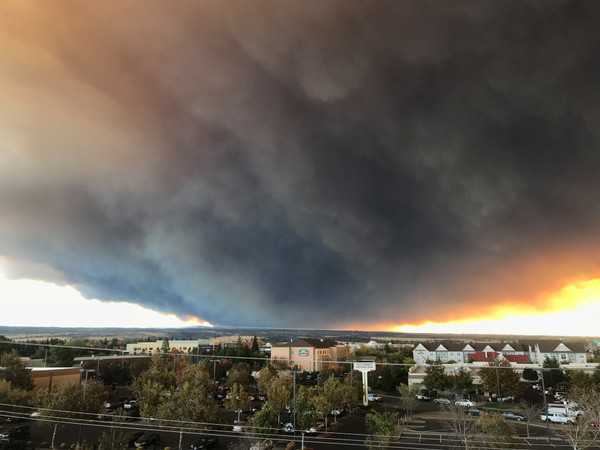 10 p.m. update: Up to 1,000 homes burn, multiple deaths in Paradise from Camp Fire; east Chico being evacuated – Chico Enterprise-Record
