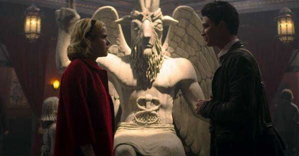 The Satanic Temple sues Netflix, Warner Bros. for $150 million