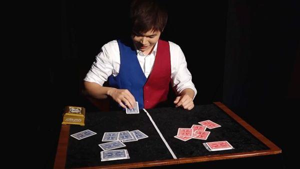 Dieser Zaubertrick gewann die Weltmeisterschaft der Magiker