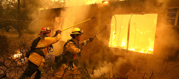 California Attorney General Warns of Price-Gouging Amid Wildfires