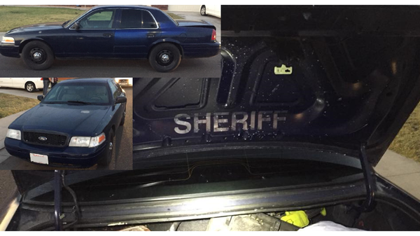 Several people suspected of impersonating law enforcement, Merced deputies say