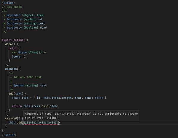 Type Vue without TypeScript – Rahul Kadyan