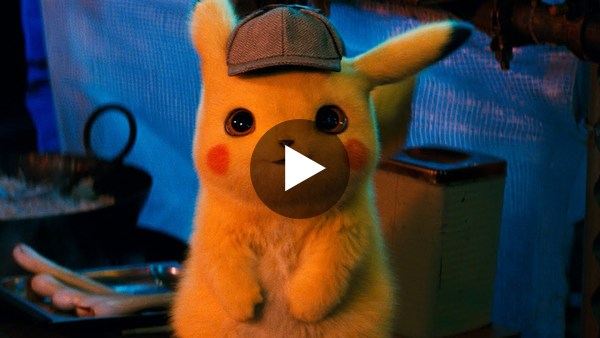 POKÉMON Detective Pikachu - Official Trailer #1 - YouTube