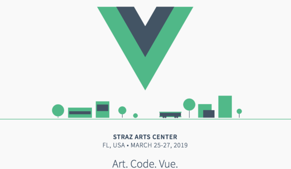 VueConf.US - The Official US Vue.js Conference - March 2019