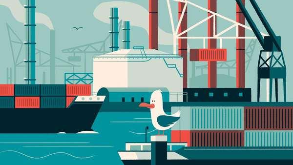 Kun jij de Rotterdamse haven vergroenen? | De Groene Havenbaas