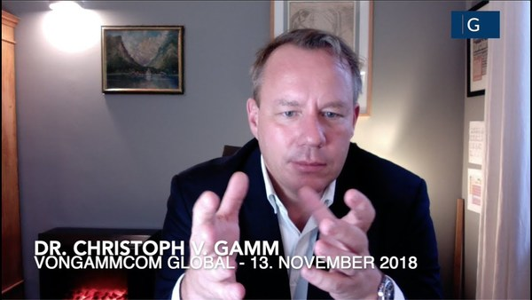 vonGammCom Global: Revue Nr. 25 vom 13. November 2018 - YouTube