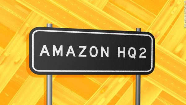 HQ2: Amazon chooses NYC and Northern Virginia for newest headquarters - CNN