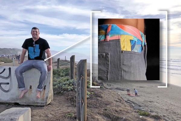 Vallejo native turns love of summer into pants – Times-Herald
