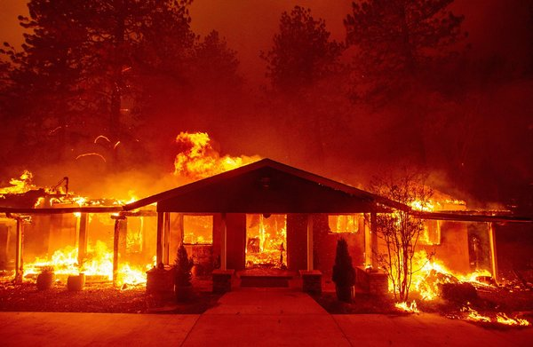 California adapts to more destructive wildfires