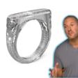 Apple designer Jony Ive ontwerpt de ultieme diamanten ring