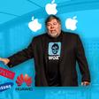 """Mede-oprichter Apple: """"concurrenten zijn niet bezig met innovatie"""""""