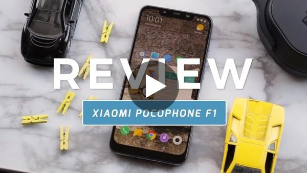 Xiaomi Pocophone F1 review (Dutch) - YouTube