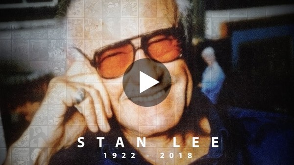 Marvel Remembers the Legacy of Stan Lee - YouTube