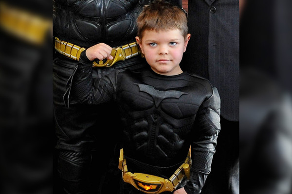 'Batkid' is now cancer-free