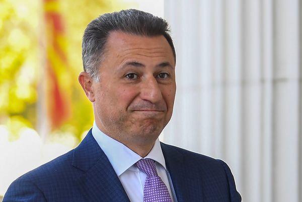 Oud premier Macedonië