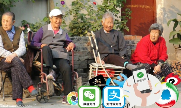 No WeChat, No Access - How China's Digital Revolution is Leaving behind Its Elderly Population