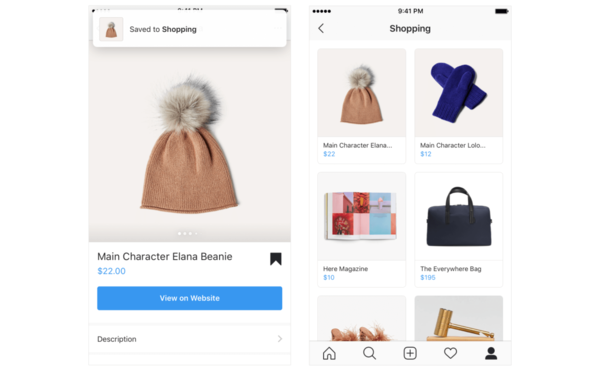 Instagram unveils 3 new shopping features ahead of holidays - Marketing Land