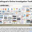 Deze tools zegt Bellingcat te gebruiken